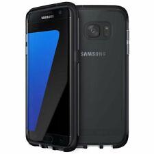 Tech21 Samsung Galaxy S7 Edge Evo Frame Ultra Thin Slim Case Cover Black/Smokey