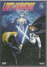 DVD - Lost Universe N° 5 - Episodi 22/26 - Shin Vision - NUOVO No Sigillato