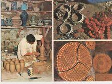 Artisanat Marocain Morocco 1983 Postcard 467a