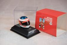 michael schumacher  f1 1996 helmet  1 8 scale minichamps formule 1 formula1