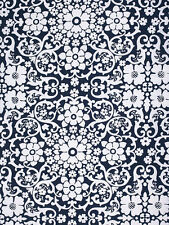 FREE SHIP 1.3 yds Jennifer Paganelli Beauty Queen Letty Midnight cotton fabric