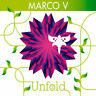 Marco V : Unfold CD 2 discs (2009) ***NEW*** Incredible Value and Free Shipping!