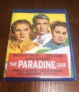 Alfred Hitchcock Presents The Paradine Case Blu-ray