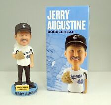 2019 Lake Shore Chinooks Milwaukee Brewers Jerry Augustine Bobblehead In Box