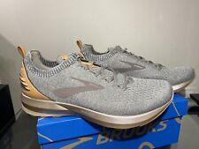 Brooks Levitate 2 LE Mens Size 11.5 Running Shoes NIB Unworn Tan/Brown/Wood