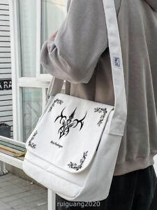 Anime fate grand order Saber Student Schoolbag Travel Messengers Shoulder Bags