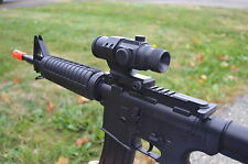 Well D92 M4 AEG Electric Airsoft Gun Rifle +Many Extra