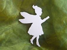 Fee individuell gestalten Basteln Sperrholz Dekoration Kindergeburtstag