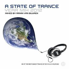 A STATE OF TRANCE YEAR MIX 2012 = Armin van Buuren =2CD= TRANCE groovesDELUXE!