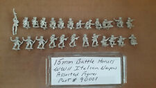 15mm  Battle Honors WWII Italian Weapons  Assorted  Figures