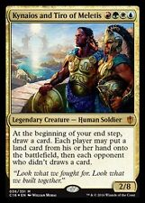 FOIL Kynaios e Tirone di Meletis - Kynaios and Tiro of Meletis MTG MAGIC C16 Ita