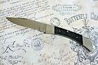 Older+Ka+Bar+Cleveland+OH+Wood+Large+Lock+Back+Pocket+Knife+
