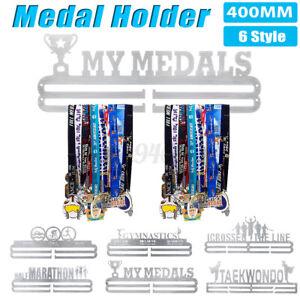 Silver Medal Display Hanger Rack Race Holder Sport Taekwondo Rack Ideal Gift