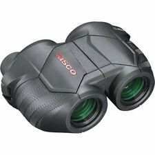 Tasco Focus Free Binocular 8x25 Black Porro Box 6L # 100825