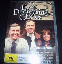Ever Decreasing Circles The Complete Second Series 2 (Aust Reg 4) DVD – New