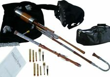 Irish Uilleann Pipes Half Set Bagpipes With 3 Key Chanter | Student Model