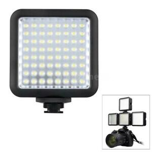 Godox LED64 Portable Video Light 64 LED Lights For DSLR Camera Camcorder