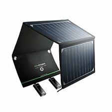 kb10 RAVPower Portable Solar Charger 15W Foldable Panel Smartphone Tablet Japan