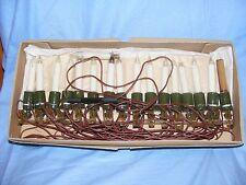VINTAGE Old Clip per candela Albero di Natale Decorazione Luci di lavoro
