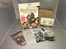 ⛩ Shogun: Total War, Warlord Edition - (Big Box PC, 2001) w/ Free Shipping 📮
