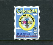 Colombia 1175, MNH, Children's Day 2001. x23439
