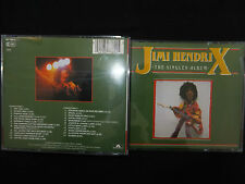 2 CD JIMI HENDRIX / THE SINGLES ALBUM /