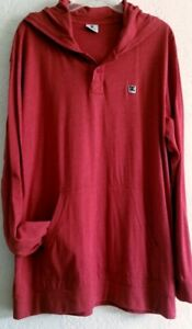 Vintage DC Shoe Co USA Hoodie Pullover Sweater Size XL