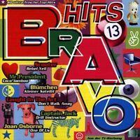 Bravo Hits 13 (1996) Mr. President, Fun Factory, Blümchen, Whigfield, D.. [2 CD]