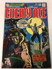 Star Spangled War Stories #144 May 1969 Enemy Ace Neal Adams Joe Kubert