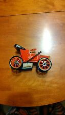 Japanese made tin toy wind up car