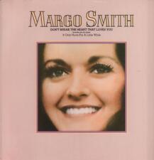Margo Smith(Vinyl LP)Don't Break The Heart That Loves You-Warner-BSK 31-Ex/NM