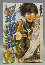 Tokyopop Paperback Saiyuki Kazuya Minekura Volume 4