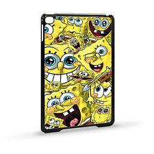 Spongebob Cover For iPad, Unique Cartoon Protective Case