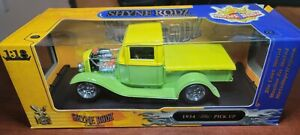 1934 Ford Pick Up SHYNE RODZ collection 1:18 Road Signature Yat Ming Die-Cast