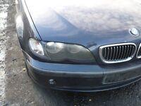 E 46 320 BMW o/s headlight