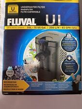 Fluval U1 Underwater Filter 55L - 3 Way Flow - Adjustable Positioning
