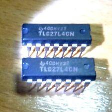 TLC27L4CN Lot of 2