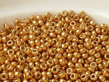 Miyuki Seed Beads 11/0 - Galvanized Gold