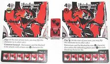 2x BATWOMAN: CODE OF HONOR 47/124 Batman Dice Masters DC
