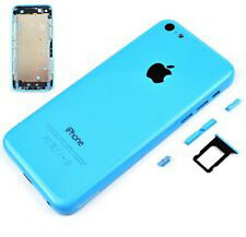 NEW IPHONE 5C REPLACEMENT BACK REAR HOUSING BATTERY COVER LIGHT BLUE UK SELLER