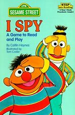 I Spy: A Game to Read and Play (Step into Reading, Step 1, paper) by Caitlin Hay