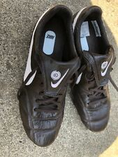 Men's Nike tiempo Football boots size 9