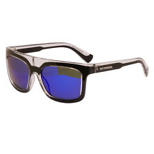 Diesel 55DSL - Black & Clear Ben Dover Classic Style Sunglasses with Case
