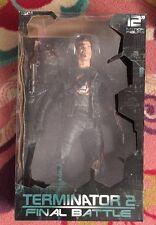 NECA Terminator 2: Judgement Day Series 2 Action Figure T-800 Final Battle