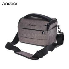 DSLR Camera Shoulder Messenger Bag Lens Case Backpack for Fuji Canon Nikon G8k3