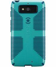 Speck Candyshell Grip Case Motorola Droid Mini Pool Blue Deep Sea Blue