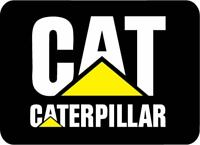 CATERPILLAR DECAL VINYL 3M USA MADE STICKER CAR TRUCK WINDOW BUMPER WALL 18SIZES