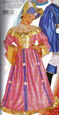 COSTUME DEGUISEMENT enfant FEE PRINCESSE ROSA8/10 ANS PROMO  FETE 3887
