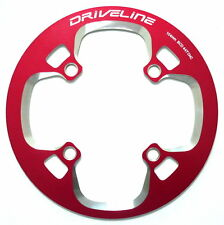 gobike88 Driveline Chainring Guard 44T, BCD 104mm, 75g, Red, S20