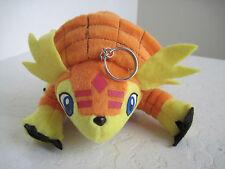 "Bandai Digimon ARMADILLOMON 6"" Plush Stuffed Animal"